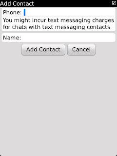 BBM BlackBerry Contacts Cara Kirim Pesan Dari Android Ke BBM