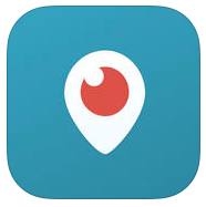 I'm on Periscope!  Follow Me!!!