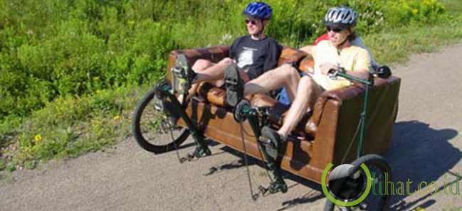 12 Sepeda dengan Desain yang paling tidak Lazim 2