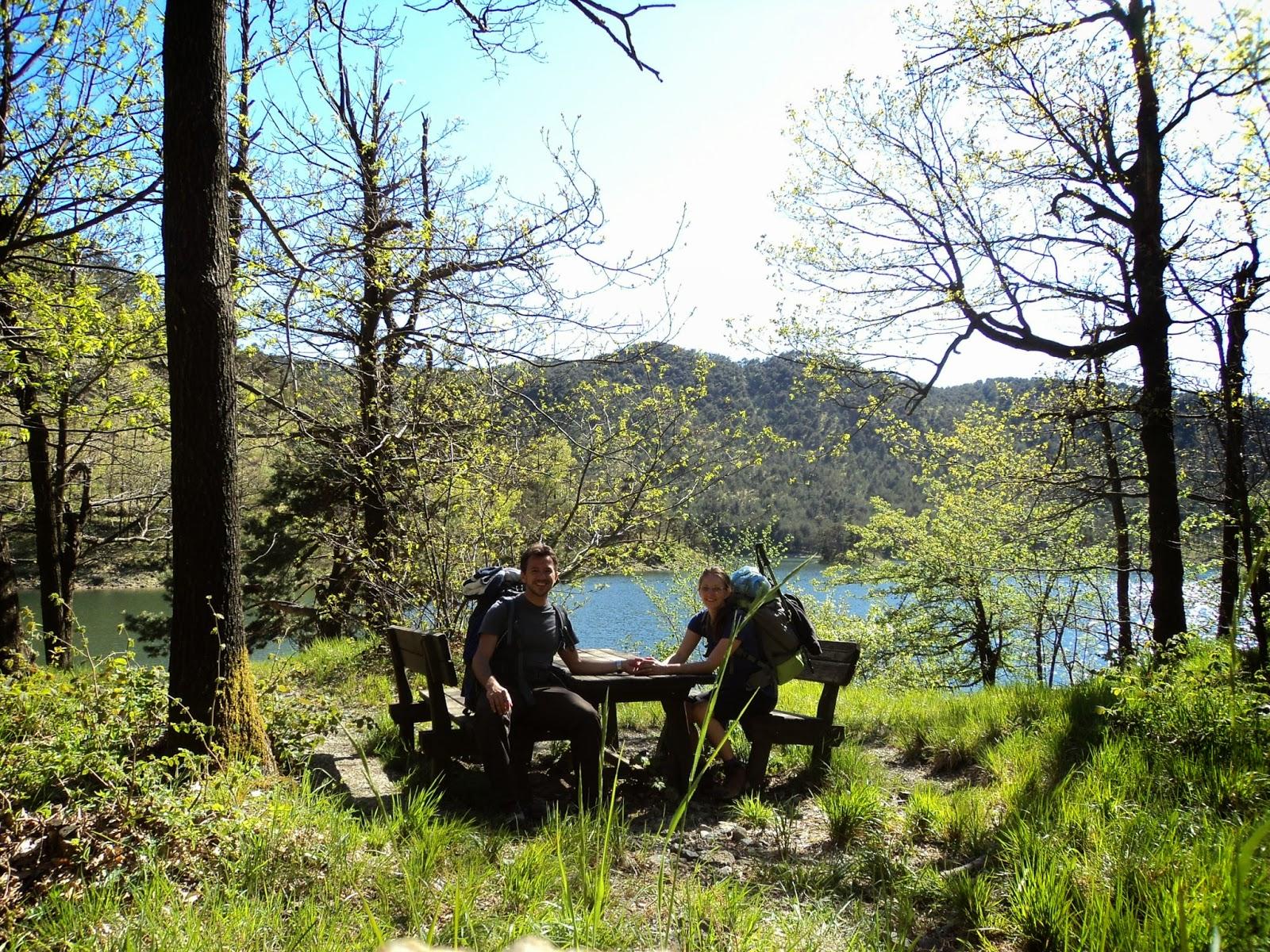 Alta Via, Lago Bruno