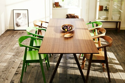Favorites from ikea 39 s 2014 catalog driven by decor for Table ikea salle a manger