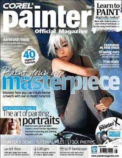 Corel Painter Magazine Issue 08