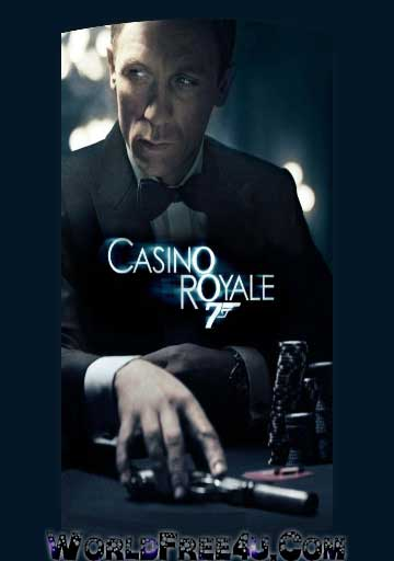 Poster Of James Bond Casino Royale (2006) In Hindi English Dual Audio 300MB Compressed Small Size Pc Movie Free Download Only At worldfree4u.com
