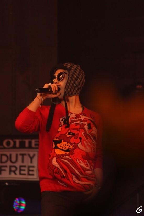 G-Dragon  Photos - Page 2 GDRAGON+lotte+2
