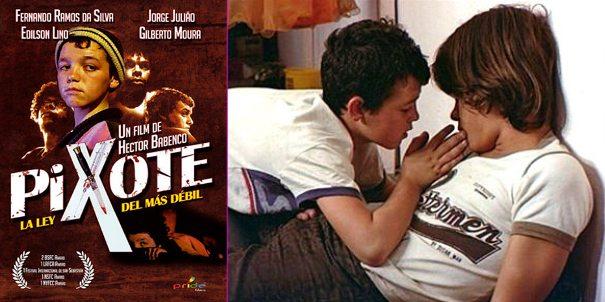 Pixote, película