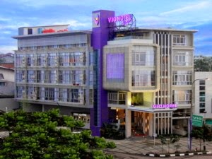 Hotel dibandung - Vio Hotel Pasteur managed by Dafam Hotels