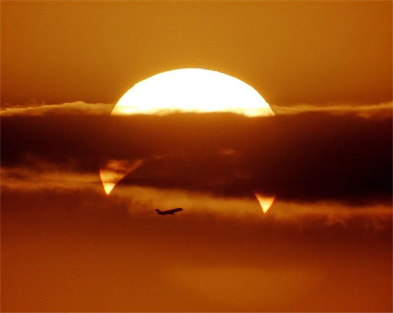 Eclipse de sol y superluna negra 20 marzo