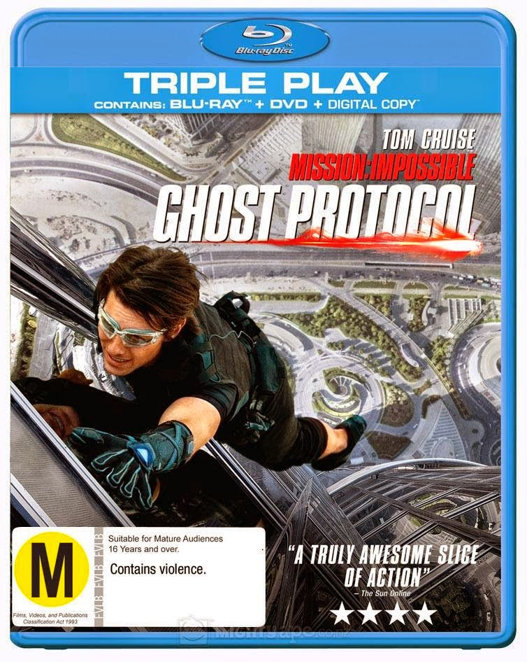 Mission: Impossible: Ghost Protocol 2011