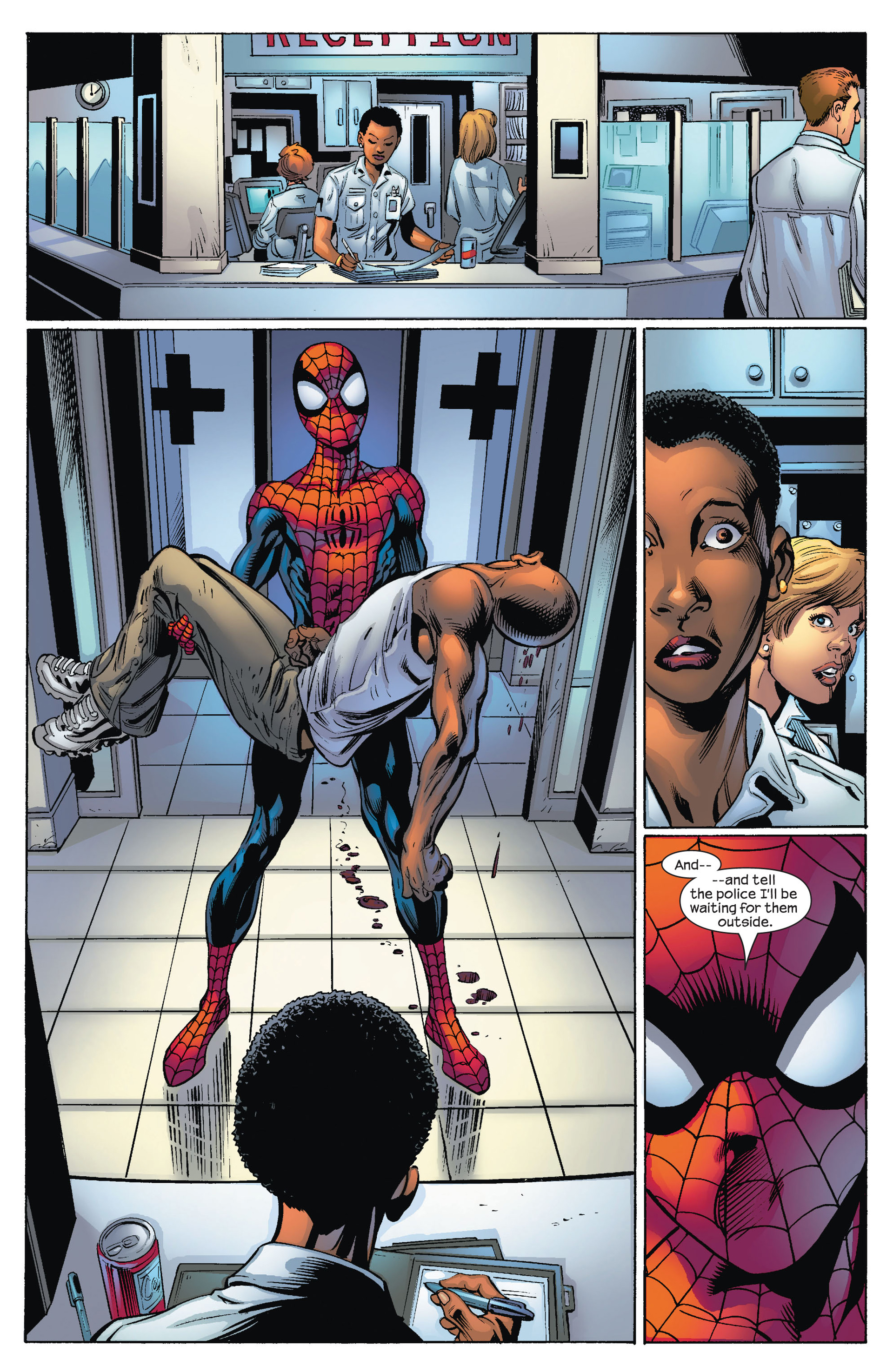 Ultimate Spider-Man (2000) Issue #74 #78 - English 15