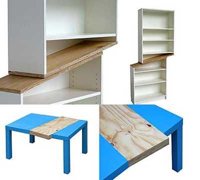 Ellies Wonder Funky Furniture Ikea Hacks