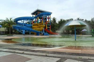 Objek Wisata Wendit Water Park Di Malang