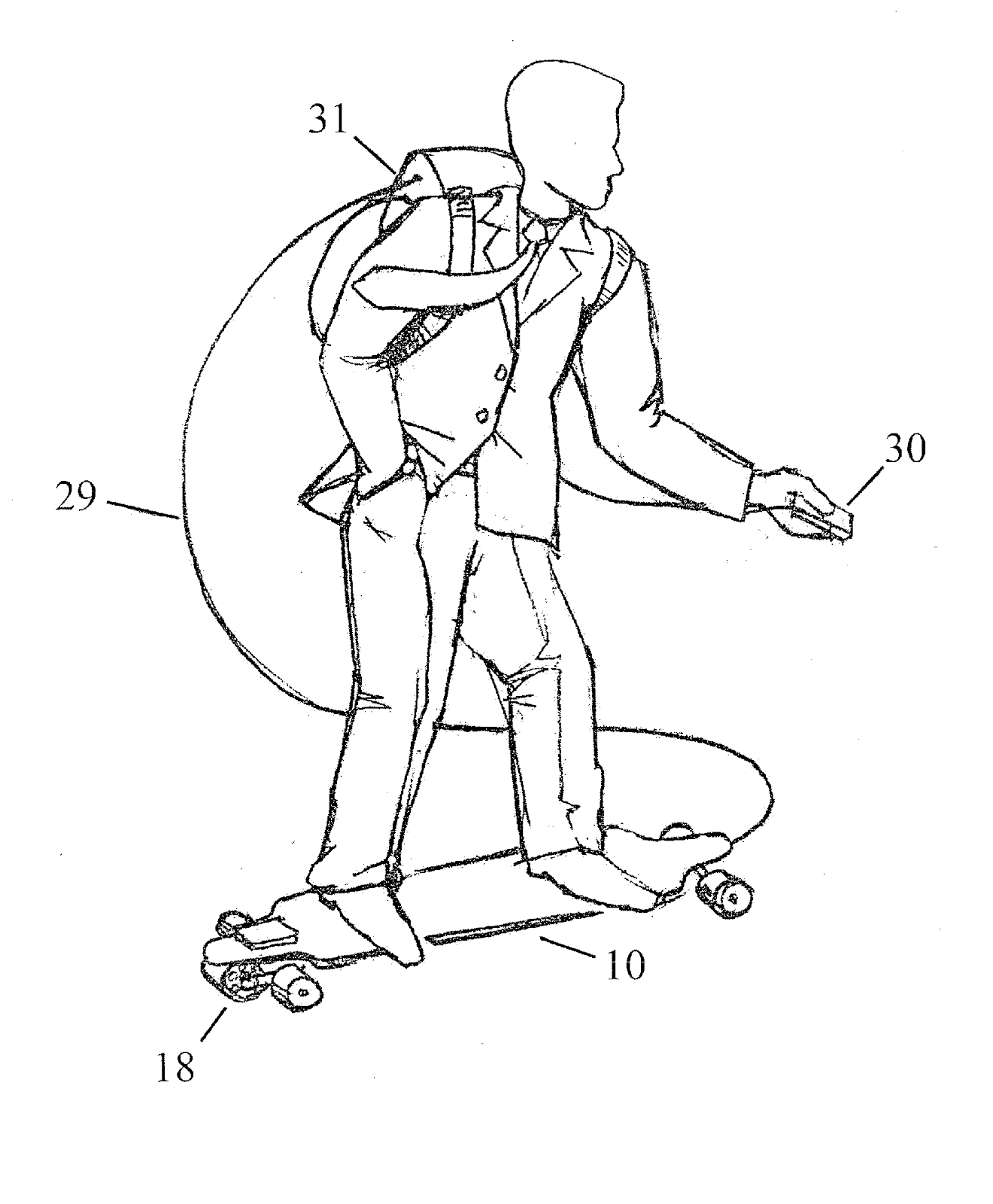 THE PATENT SEARCH BLOG: Skateboard inventions with a difference