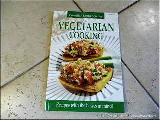 Canadian Kitchen Series Vegetarian Cooking