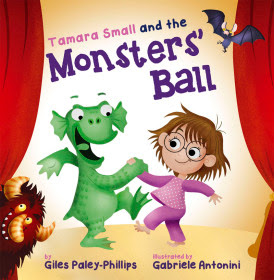 Picture Book Review: Tamara Small and the Monsters' Ball