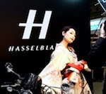 Hasselbladのカメラ
