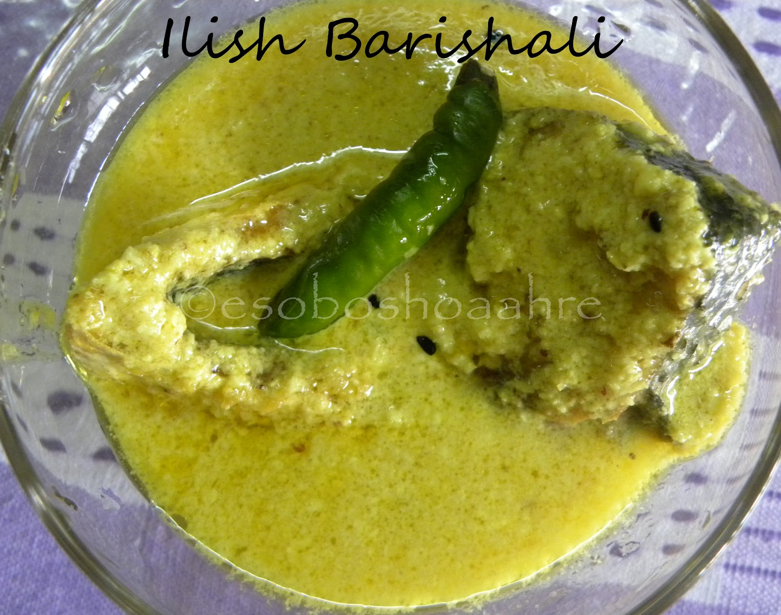 Eso bosho aahare ilish barishali so i want to share the recipe with you all hope you all would like it like me forumfinder Image collections