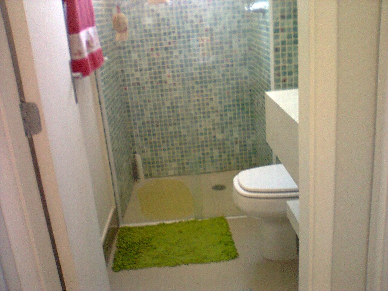 Inspire Crie DECORE: Reforma Banheiro AP Antes e Depois #45431C 1280 960