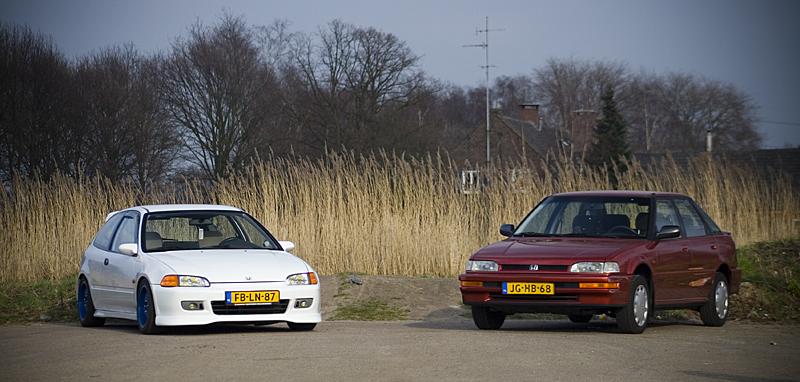 Honda Concerto, Civic, zdjęcia, japońskie samochody