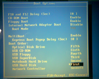 Boot Option