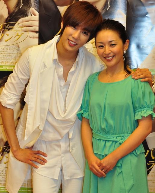 """[DRAMA] 05/08/2011 - Park Jung Min @ """"8-Gatsu no Love Song"""" 11"""