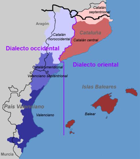 Catalan Valenciano Balear Mapa dialectal Escocia. Catalunya. Euskal Herria. Flandes. Irlanda del Norte (Ulster). Véneto. Posibilidades de independencia. Referendum o consulta y derecho de autodeterminación.