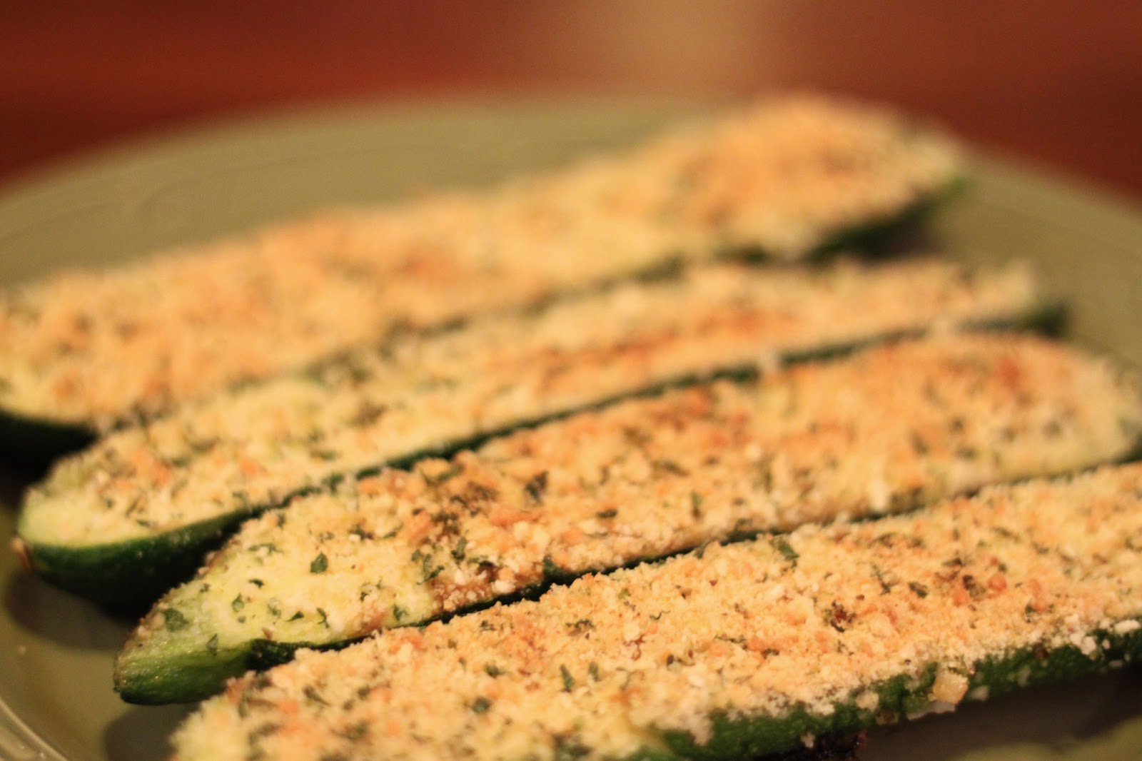 Natural Health News and Wellness Tips: Baked Parmesan Zucchini