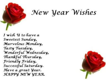 New Year 2012, Happy New Year Greetings & Wishes - Top 10 Best ...