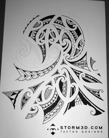 sleeve shoulder tribal tattoo designs designs 2011 Maori and tattoos November images: tribal inspired tattoo