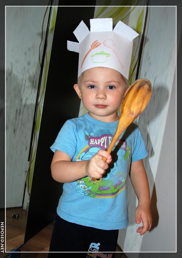 Колпак для ребенка своими руками