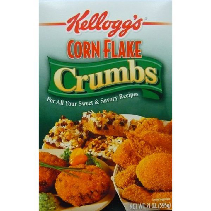 Food Storage for Dinner: CORN FLAKE CRUMBS: Cornflake Chicken