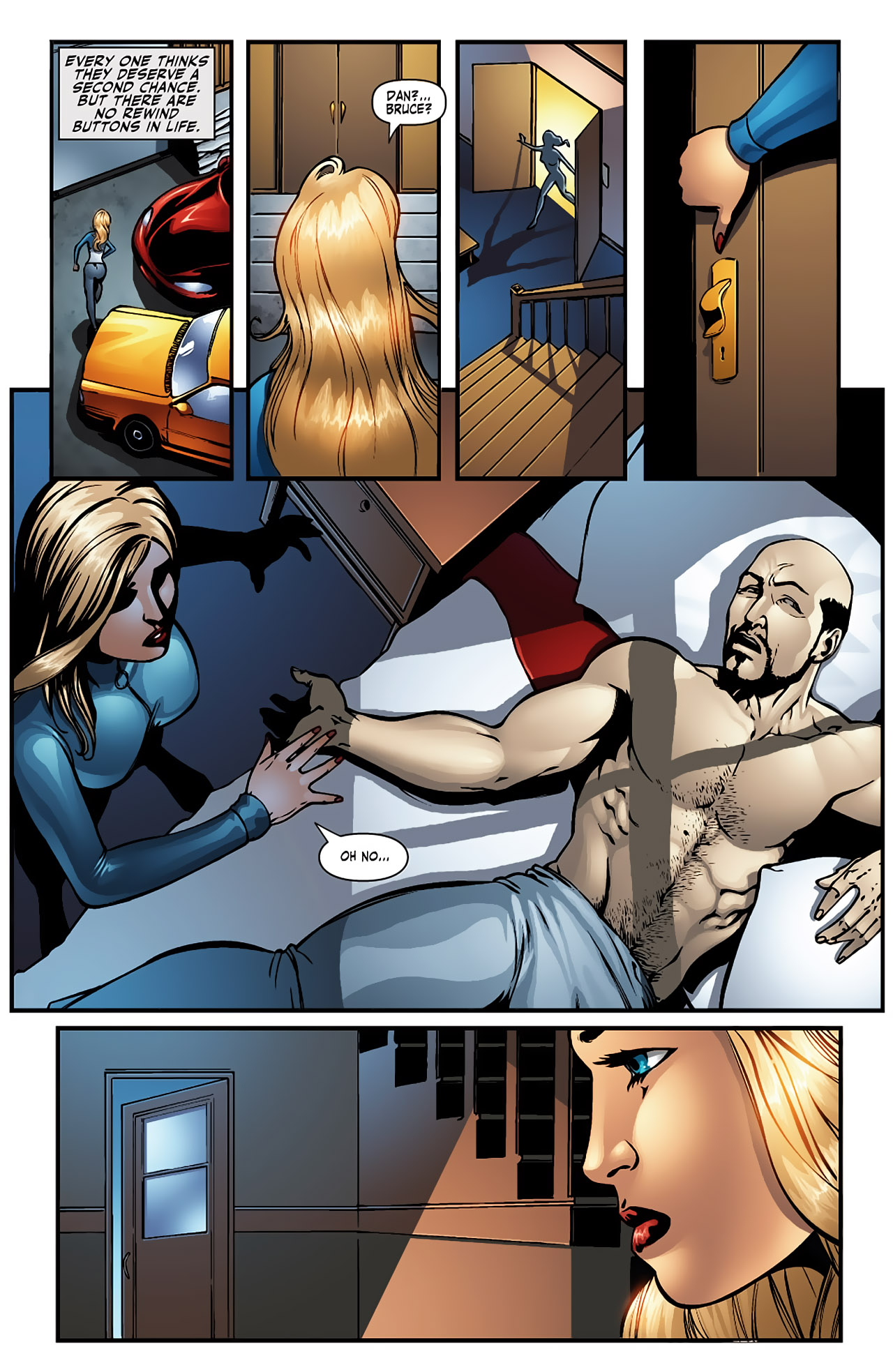 Grimm Fairy Tales (2005) Issue #9 #12 - English 22