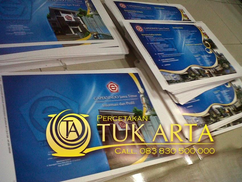 Cetak Company Profile Surabaya