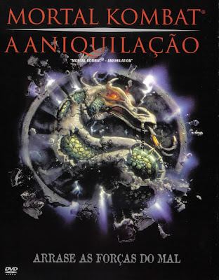 Mortal Kombat: A Aniquilação - DVDRip Dual Áudio