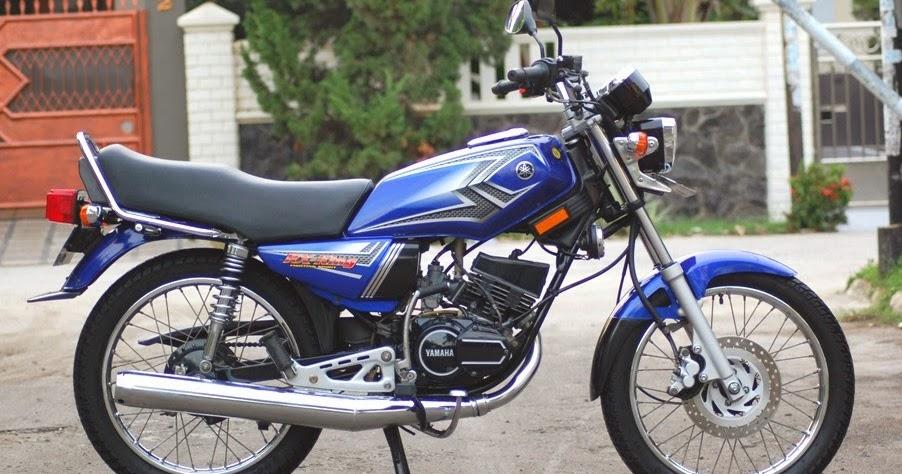 Yamaha Rx King Vs Ninja Rr