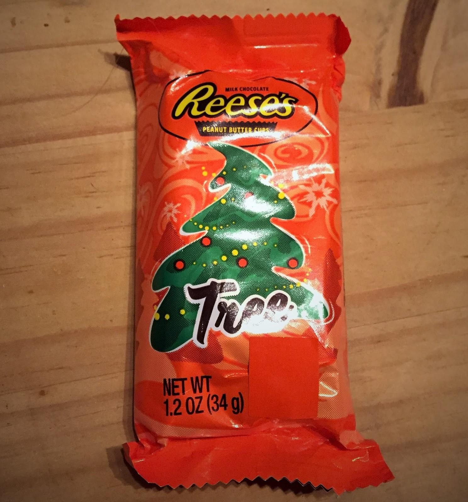 reeses christmas tree