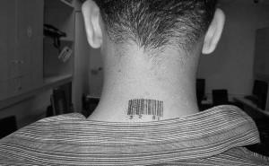 Tatuagens Masculinas na Nuca
