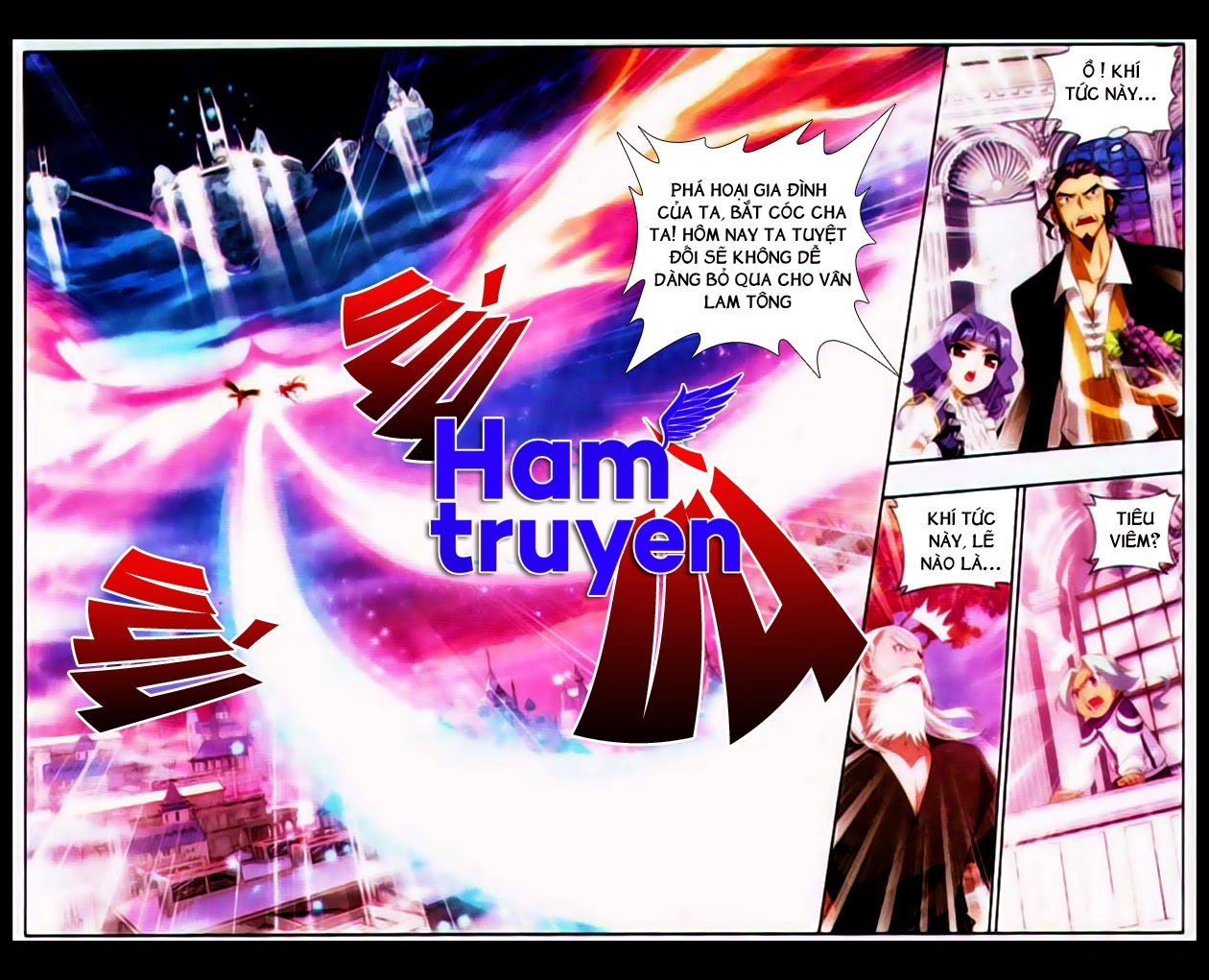 Đấu Phá Thương Khung chap 87 page 13 - IZTruyenTranh.com