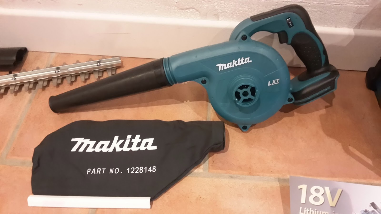 test wind makita