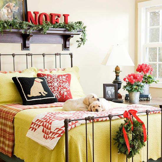 Easy Christmas Bedroom Decor : Cheerleading decorations ideas