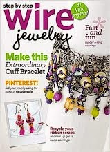 My Cuff is on the Cover!