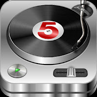 DJ Studio 5 - Free music mixer app for android
