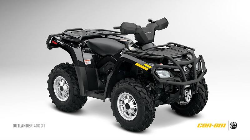 2012 Can-Am Outlander 400 XT Picture