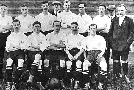 England amateur football team
