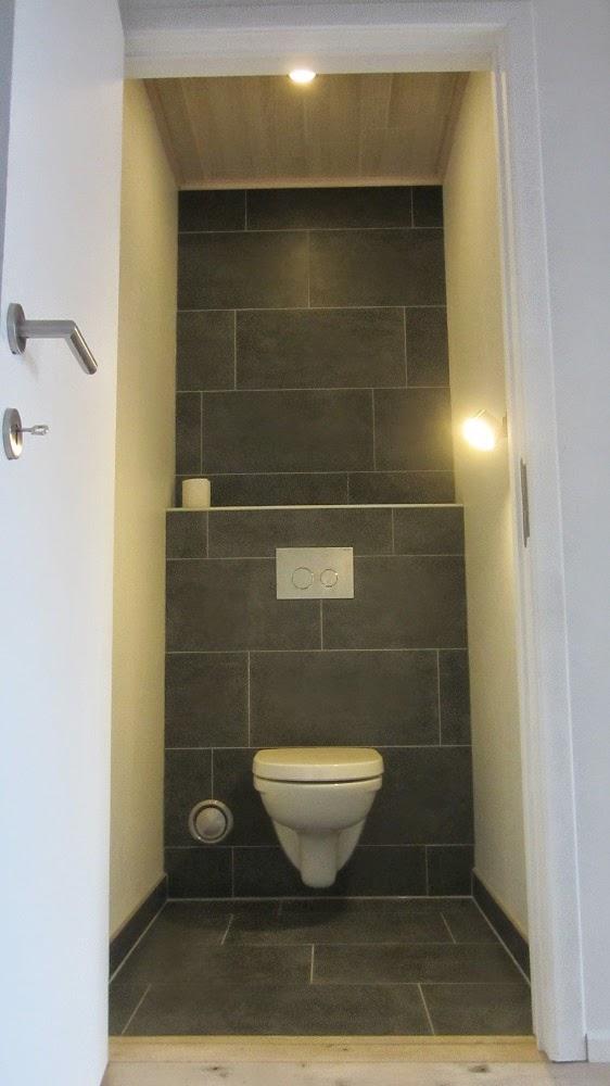 WC wand en hoe afwerken? | Bouwinfo