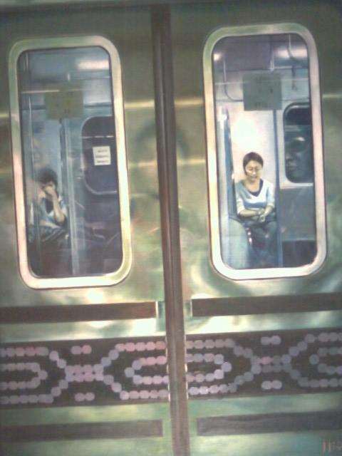 LRT Art - Pumasok sa Ginhawa