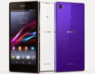 Sony Xperia Z1, Android Canggih Tahan Air dan Debu