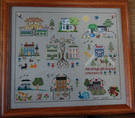 Completed- House and Garden Sampler
