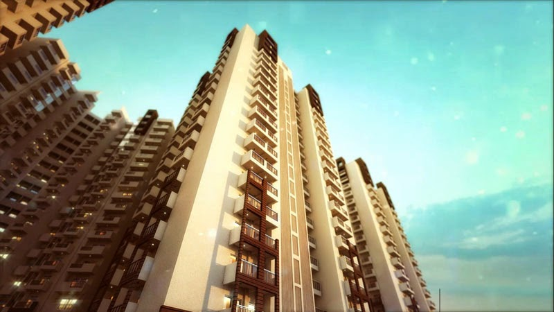 Buy 2/3/4 BHK Apartments by SHRI Radha SkyGardens in Gr. Noida West