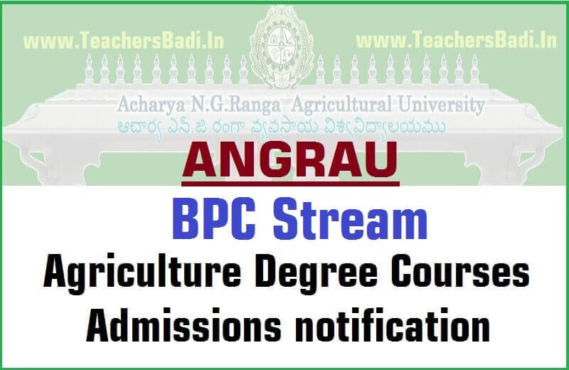 Agriculture subjects in university