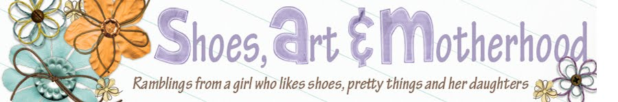 Shoes, Art and Motherhood